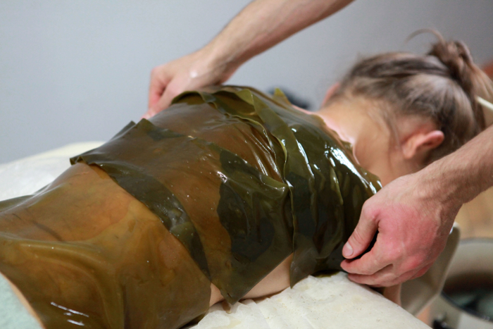 водорослевое-обертывание