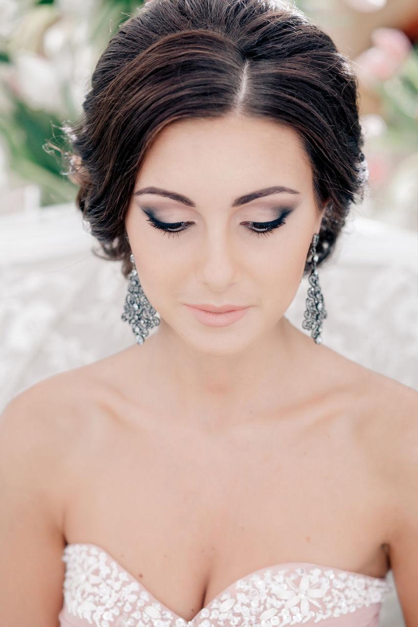 Макияж свадебный для невесты