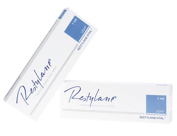 Биоревитализация restylane vital