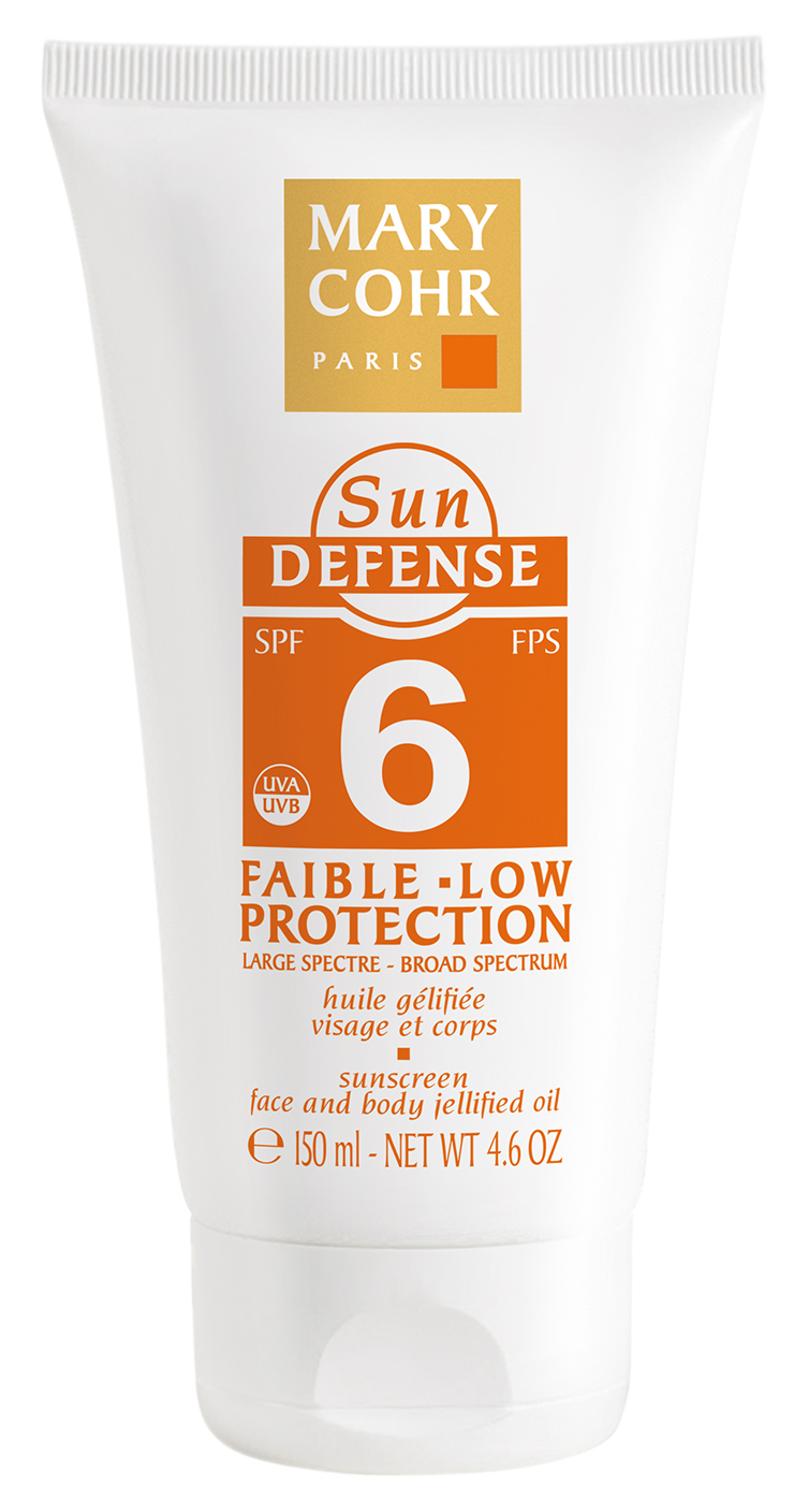 9.Гелевое масло SPF 6
