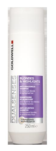 GOLDWELL Шампунь для осветленных и мелированных волос