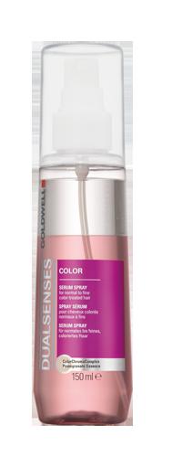 GOLDWELL – Спрей-сыворотка для окрашенных волос Color