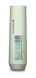 GOLDWELL DUALSENSES Green True Color Sulfate-free Shampoo безсульфатный шампунь