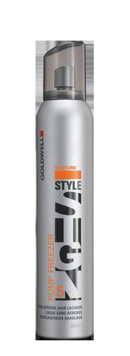 GOLDWELL - PUMP FREEZER лак для волос неаэрозольного типа